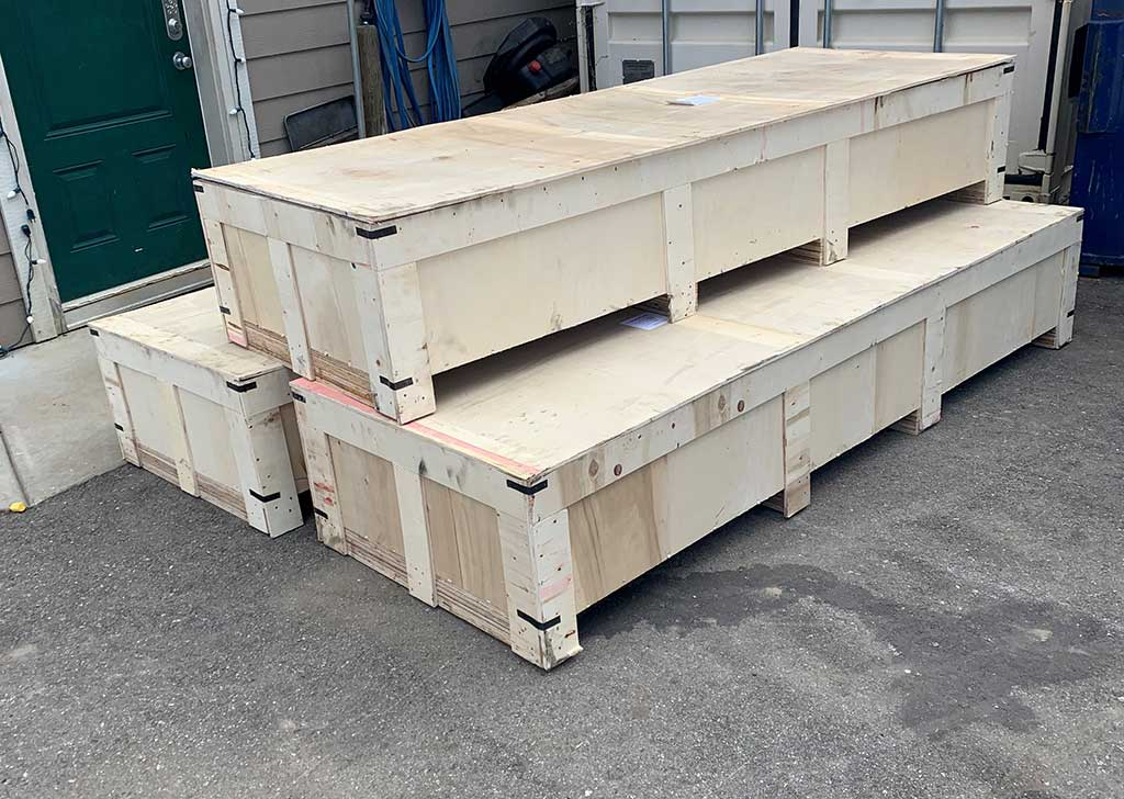 Crated-motorcycle-lifts