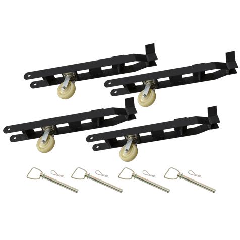 wheel castor kit